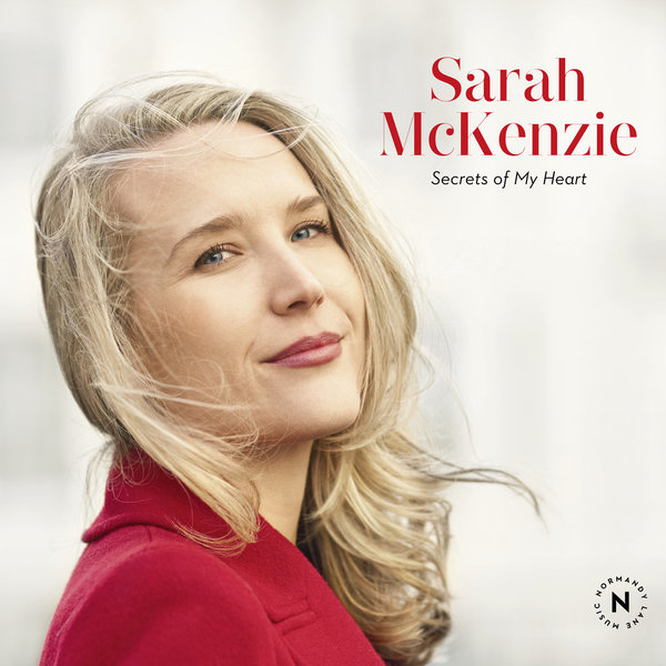 Sarah McKenzie 'Secrets of My Heart' CD - signed by Artist